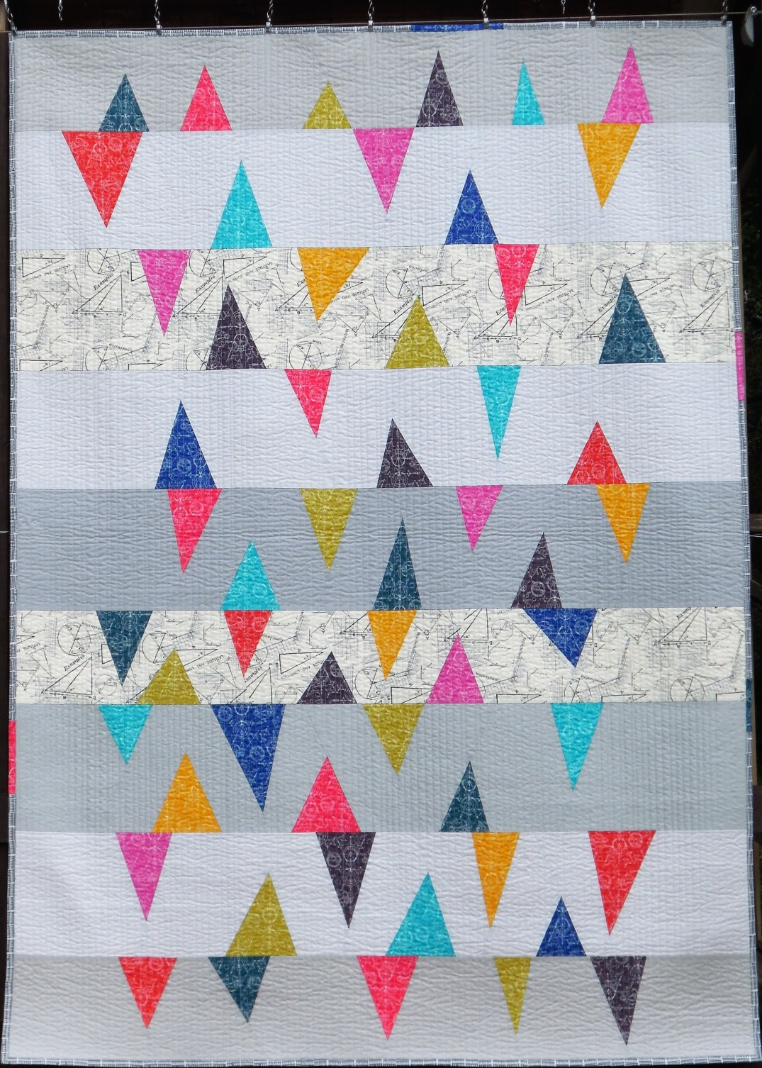 Mercury Triangles